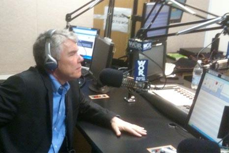 Dr. Ron on WOR Radio