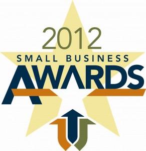 2012 Small Business Awards Logo