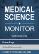 Article in Medical Science Monitor