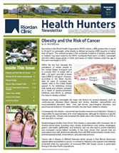 Health Hunters Newsletter